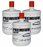 Kenmore 46-9890 / GEN11042FR-08 Water Filter | LG LT500P Replacement | 3 Pack