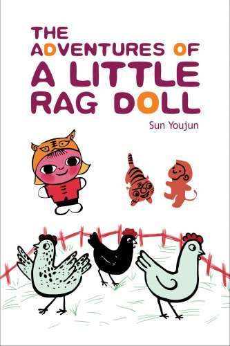 The Adventures of a Little Rag Doll (Rag Holiday Doll)