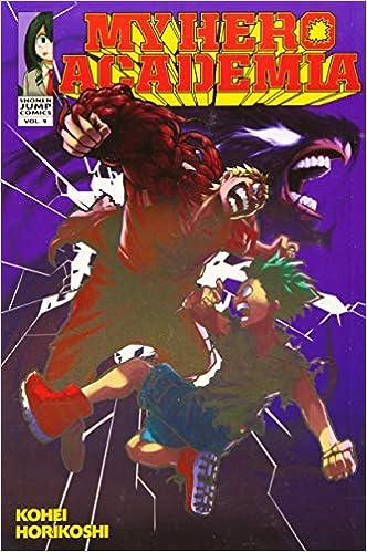 Amazon com: My Hero Academia, Vol  9 (9) (9781421593401): Kohei