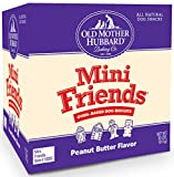 Old Mother Hubbard Classic Crunchy Natural Dog Treats, Mini Friends Mini Biscuits, 20-Pound Box