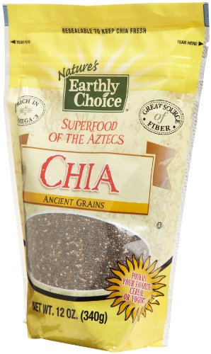 Nature's Earthly Choice Super Food of the Aztecs, Chia Ancient Grains, 12 Ounce by Nature's Earthly Choice (Image #3)