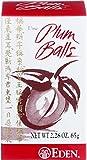 Eden Plum Balls, 2.28-Ounce Box