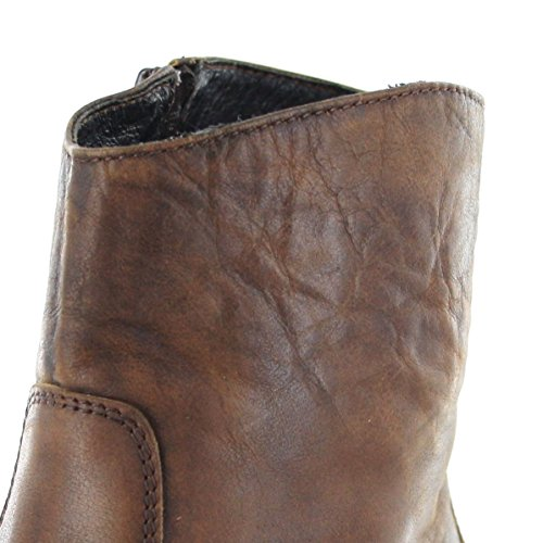 Adulte Bottes Boots Beige Chelsea 7438 Sendra Mixte fPXwnxwS7