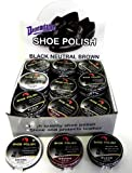 Ddi Cream Shoe Polish On Counter Display (Pack Of 144)
