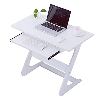Amazon.com: Virod-Home Office Desks Side Table, Z-Shaped Simple ...