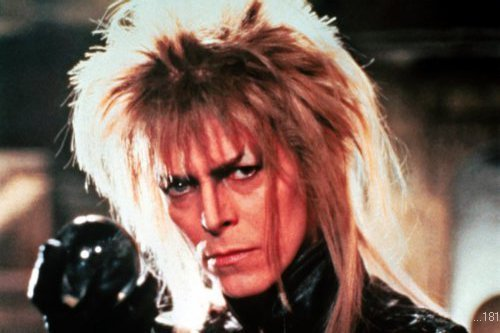 David Bowie Goblin King Costume