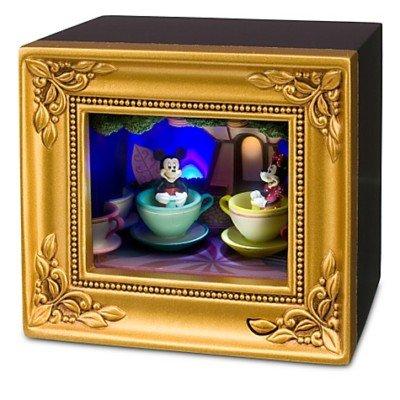 Disney Gallery Disneyland - Disney Mickey Tea Cups Olszewski Gallery of Light [Disneyland Exclusive]