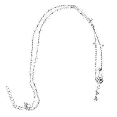 Amazon.com: YuShang - Piercing de ombligo para mujer, diseño ...