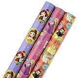 Hallmark gift-wrap-paper, Princesa, 1