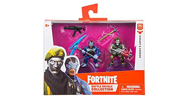 Amazon Com Fortnite Battle Royale Collection Diecast Carbide