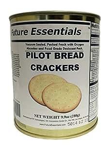 1 Can of Future Essentials Sailor Pilot Bread by Future Essentials