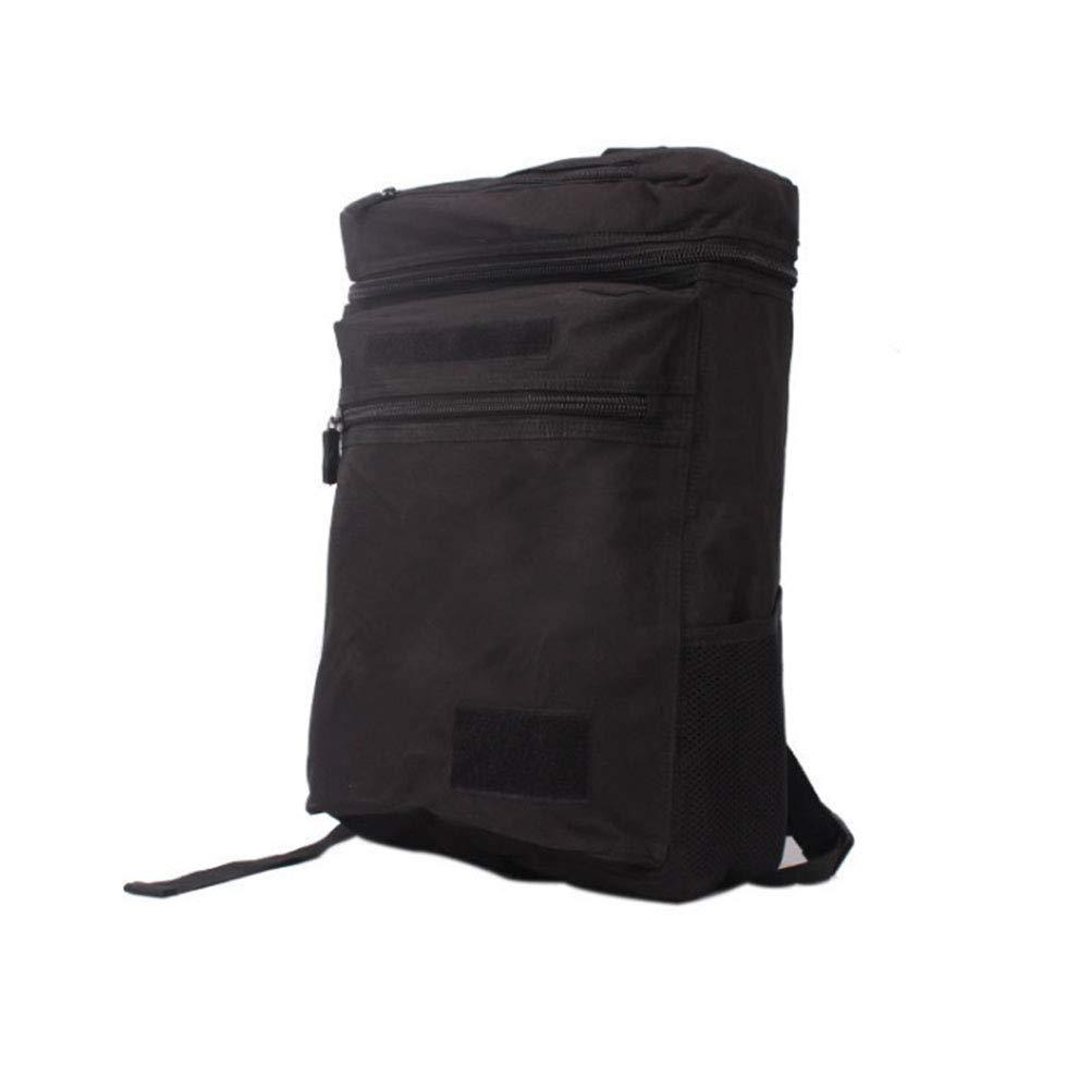アウトドア迷彩レジャースポーツバックパックラップトップバッグ男性と女性カジュアルバックパック学生バッグ旅行大容量バックパック多色オプション (色 : A)  A B07P551W3X