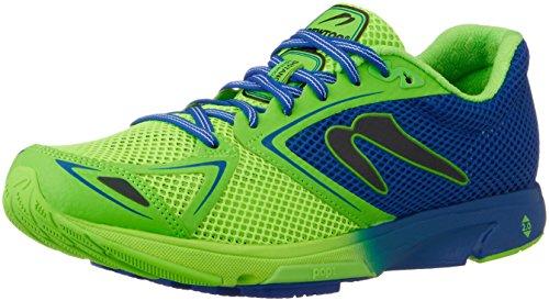 Newton Running Mens Distance 7 Blue / Lime