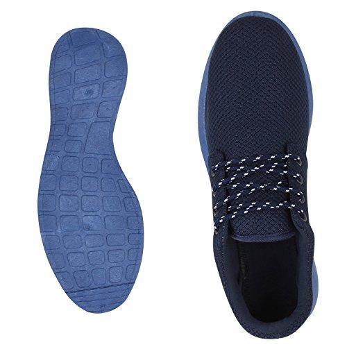 Japado - Zapatillas Hombre Azul - azul oscuro