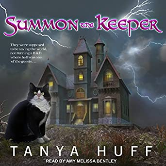 Summon the Keeper by Tanya Huff fantasy audiobook reviews