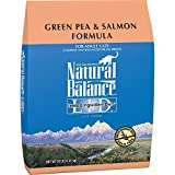 Natural Balance L.I.D. Limited Ingredient Diets Dry Cat Food, Grain Free, Green Pea & Salmon Formula, 10-Pound For Sale