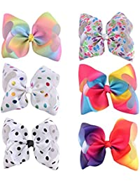 CN Bow For Girl Baby Girls Hair Bow Big Large Sequin...