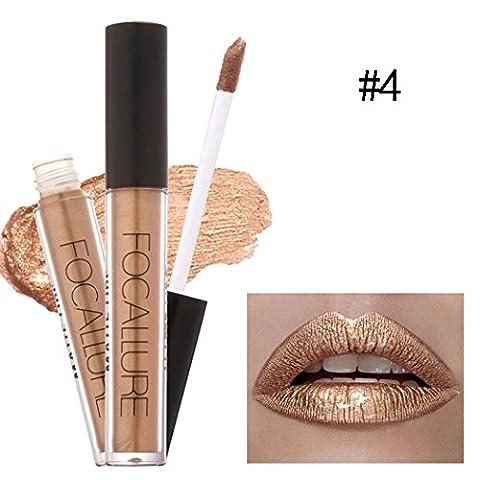New Lipstick! Elevin(eshion) Fashion Women Ladies Waterproof Matte liquid lipstick Long Lasting lip gloss Lipstick