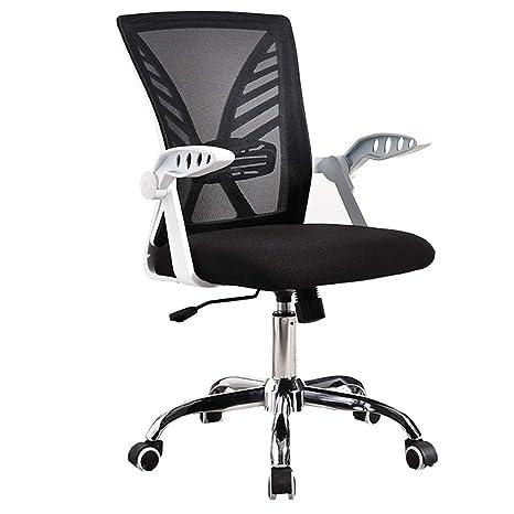 Amazon.com: LJFYXZ - Silla de escritorio para el hogar ...