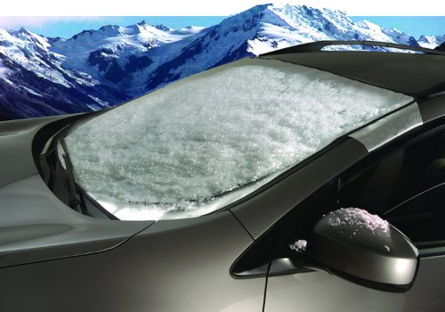 Intro-Tech JA-17-S Windshield Snow Shade by Intro-Tech Automotive