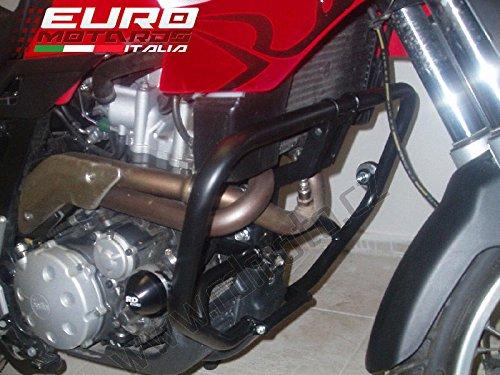 resistente al calore Marmitta universale Alftek per moto