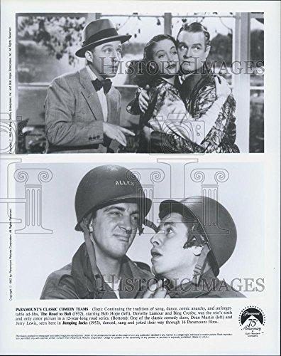 Jumping Jack Collectible - 1952 Press Photo