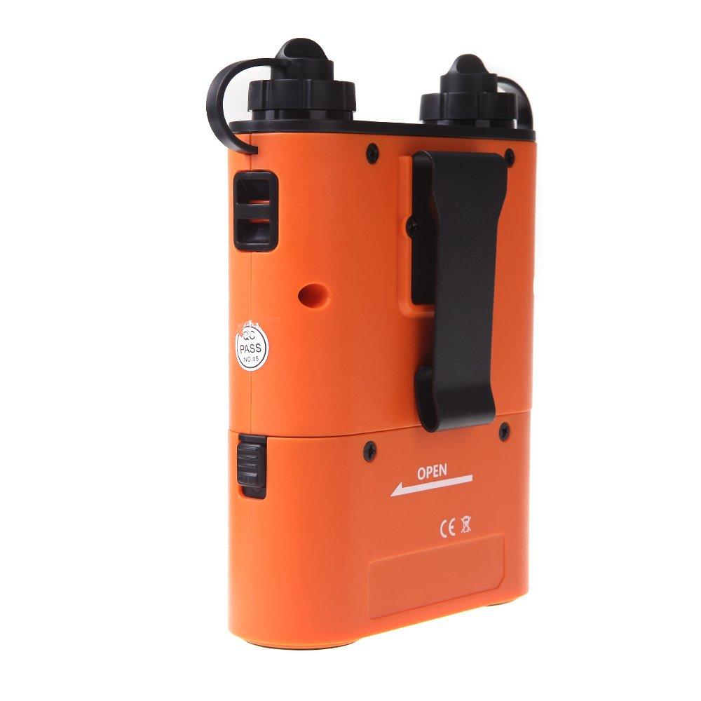 Godox PROPAC PB960 Dual-Output Speedlite Flash Battery Packs 4500mAh for Canon Nikon Flash Speedlite