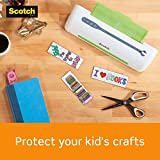 Scotch Thermal Laminating Pouches, Letter Size Sheets