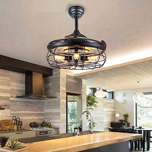 Industrial Retro Ceiling Fan