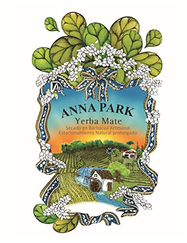 "Anna Park Yerba Mate - Organic - 1.1 LB / 500 g / 17.6 oz 2 A TRADITIONAL TEA: Yerba Mate has been used for centuries in South America as a natural stimulant to support mental clarity and focus. Described as offering ""the strength of coffee, benefits of tea, and the euphoria of chocolate"". Anna Park Yerba Mate is a powerful and all natural, appetite curbing tea that provides energy, improves digestion and boosts your immune system. HIGHEST QUALITY AND PURITY: Our Yerba Mate is certified 100% organic, naturally gluten free and vegan without any artificial flavors or colors. Sustainably farmed, sourced from Argentina and naturally caffeinated. This exquisite Yerba Mate is produced over 3 years, protecting ecological reserve and environment. VITAMIN & MINERALS PACKED: Anna Park Yerba Mate is rich in vitamins A, C, E, B1, B2, B3, B5, and B Complex. Also contains Calcium, Manganese, Iron, Selenium, Potassium, Magnesium, Silicon, Phosphorus. 15 Amino Acids, Fatty Acids, Chlorophyll, Flavonoids, Polyphenols, and traces minerals."