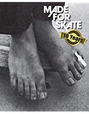 Made for skate : The illustrated history of skateboard footwear