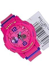 Casio Baby-G Ladies Watch BGA180-4B3CR