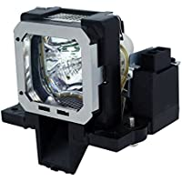 AuraBeam Professional JVC DLAX7 Projector Replacement Lamp with Housing (Powered by Philips)
