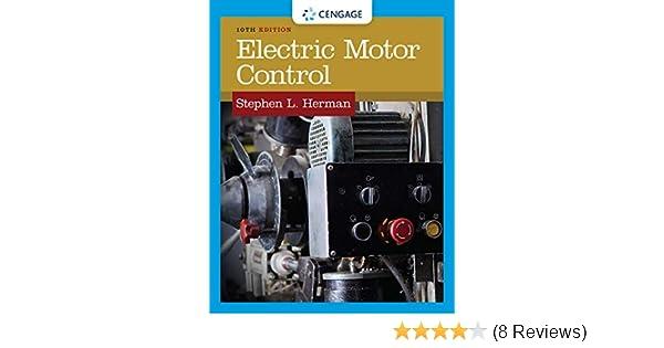 Electric Motor Control Stephen L Herman 9781133702818