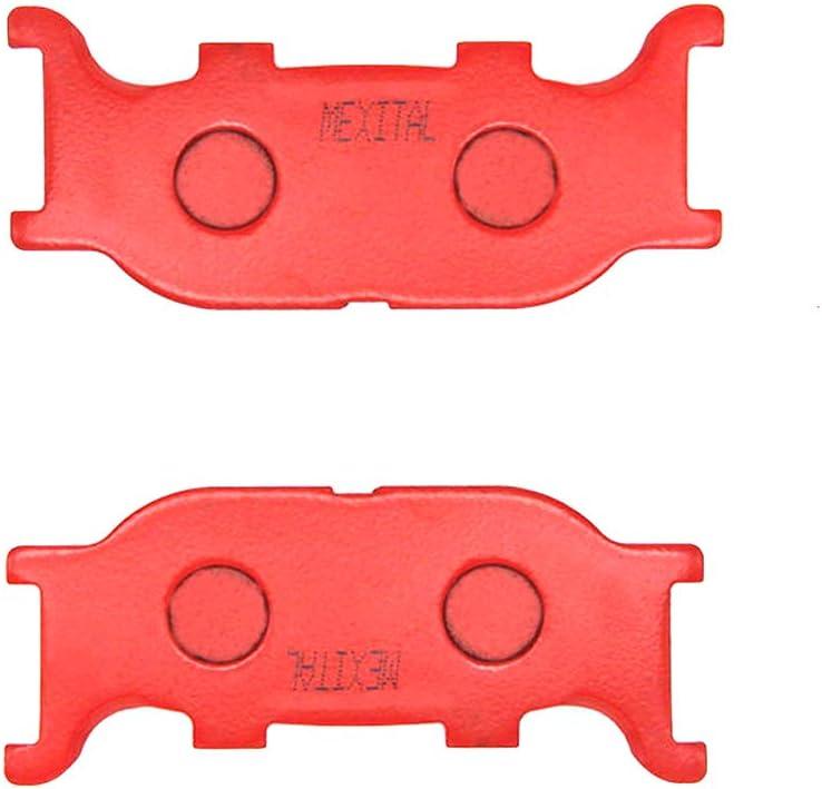 04-07 2 piston caliper 05-06 MEXITAL Plaquettes de frein c/éramique Arri/ère pour FZ6//FZ6 Fazer Non ABS Naked 13-15 2 piston caliper XJ6-N//F//S//SP Diversion 600 FZ6-NS Non ABS Naked