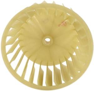 136604401 Dryer Blower Wheel Genuine Original Equipment Manufacturer (OEM) Part