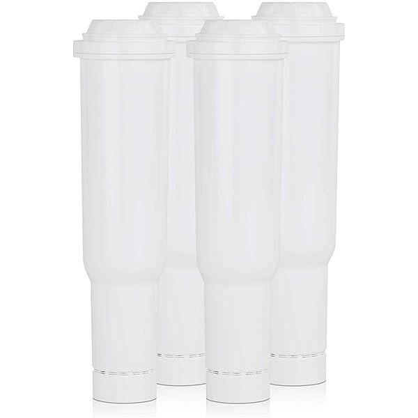 4 Cartuchos de filtro de agua para Jura Café automáticas hasta ...