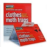Pest-Stop PSCMT Clothes Moth Trap (Pack of 2)
