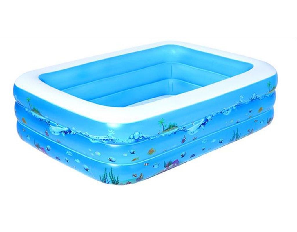 echa un vistazo a los más baratos Bañera inflable, piscina para niños niños niños Bañera engrosada para adultos  venta