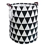 FANKANG Large Laundry Hamper Storage Bin Collapsible Inverted Triangle Deal