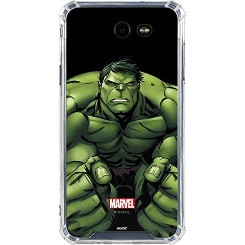 on sale a1424 6c783 Amazon.com: Skinit Hulk is Angry Galaxy J7 (2017) Clear Case ...