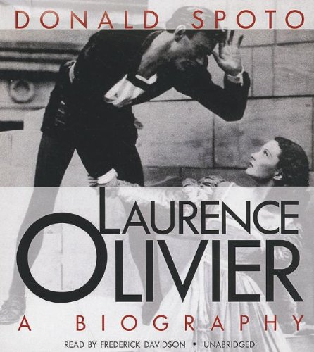 Laurence Olivier: A Biography by Blackstone Audio Inc