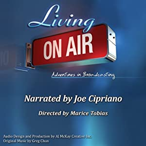 Living On Air Audiobook