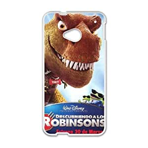 Meet the Robinsons HTC One M7 Cell Phone Case White