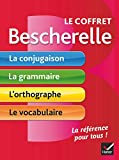 le coffret bescherelle conjugaison grammaire orthographe vocabulaire conjugation grammar spelling vocabulary in french french edition
