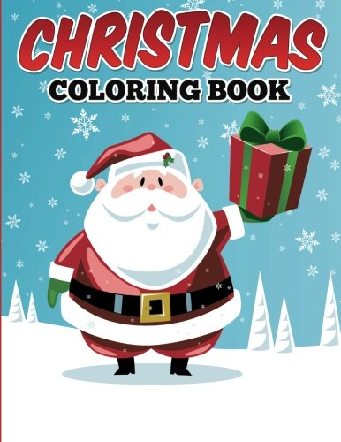 Christmas Coloring Book Paperback – June 17, 2015 Uncle G 1514628244 Activity Books - General Children: Kindergarten