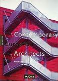 Contemporary European Architects, Philip Jodidio, 3822885967