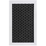 GE JX81J, WB02X11124, WB06X10823, Microwave Recirculating Charcoal Filter (1-Pack)