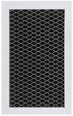 GE JX81J, WB02X11124, WB06X10823, Microwave Recirculating Charcoal Filter (Microwave Recirculating Charcoal Filter)