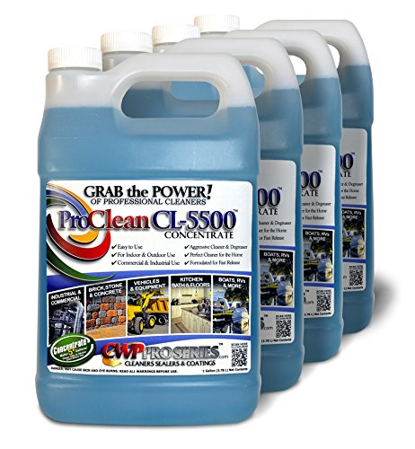 ProCLean CL-5500 (4-1 Gallon) by CWP ProSeries